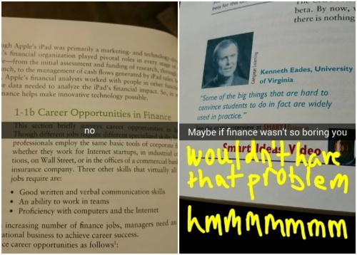 Finance snaps 5